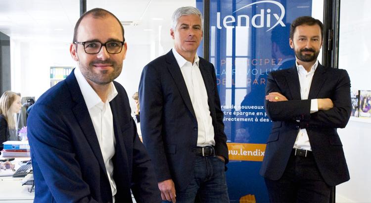 Lendix et la BEI